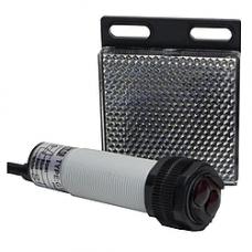 G18-2B2LA оптический датчик Impuls  (Отражение от световозвращателя, Sn=2м, 90...250V AC, SCR, н.о.)