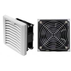 KIPVENT-100.01.230  Вентилятор с впускной решеткой и фильтром