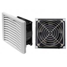 KIPVENT-200.01.230  Вентилятор с впускной решеткой и фильтром