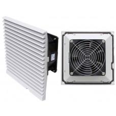 KIPVENT-300.01.230  Вентилятор с впускной решеткой и фильтром