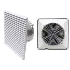 KIPVENT-400.01.230  Вентилятор с впускной решеткой и фильтром