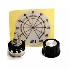 Переменный резистор VR-RV-24YN-B254 250 кОм