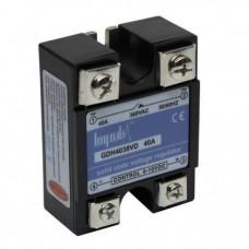 GDH4038VD Твердотельное реле (40A, 380V AC, 0-10V DC)