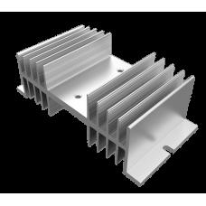 PTP061.1 радиатор охлаждения для твердотельного реле (144x67x50 мм)