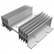 PTP062.1 радиатор охлаждения для твердотельного реле (144х110х50  мм)