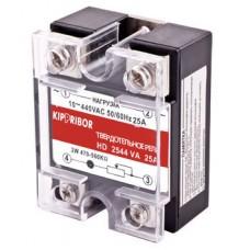 HD-2525.DD3 Твердотельное реле Kippribor (25A, 5-32V DC, 20-250V DC)