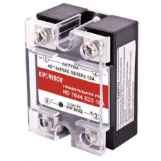 HD-4044.ZD3 Твердотельное реле Kippribor (40A, 3-32V DC, 40-440V AC)